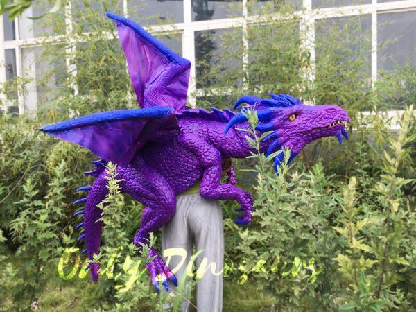 Purple-Shoulder-Dragon-Puppet-Of-Wizard1-1