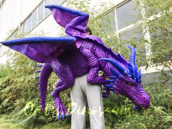 Purple-Shoulder-Dragon-Puppet-Of-Wizard3-3