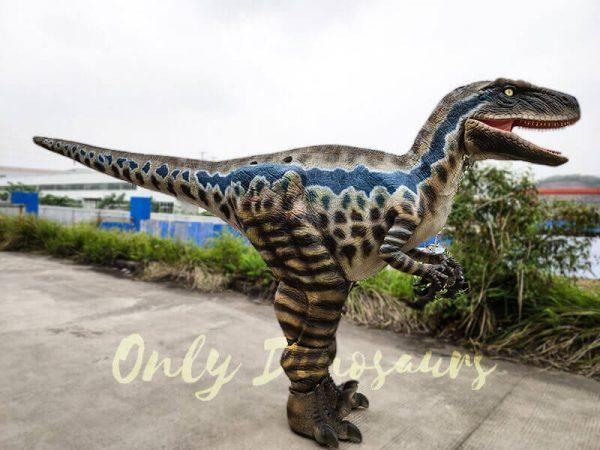 Realistic Animatronic Costume Jurassic Raptor1
