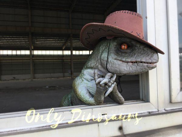 Realistic-Dinosaur-Puppet-Cowboy-Raptor-baby4-4