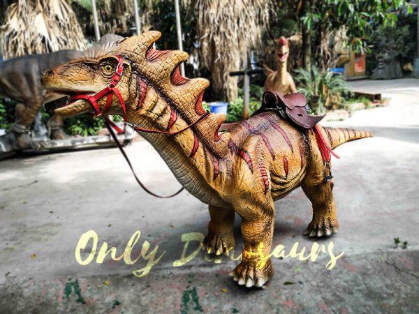 Ride an Amargasaurus Dinosaur coin operated1