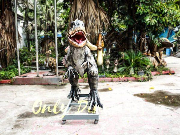 Ride the Dinosaurs Indominus Rex in Park2