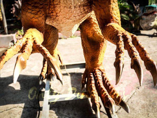 Simulator Dilophosaurus Rides for sale2
