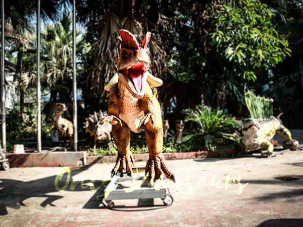 Simulator Dilophosaurus Rides for sale3