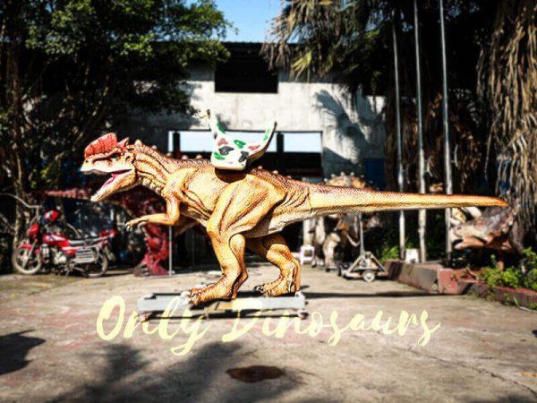 Simulator Dilophosaurus Rides for sale4
