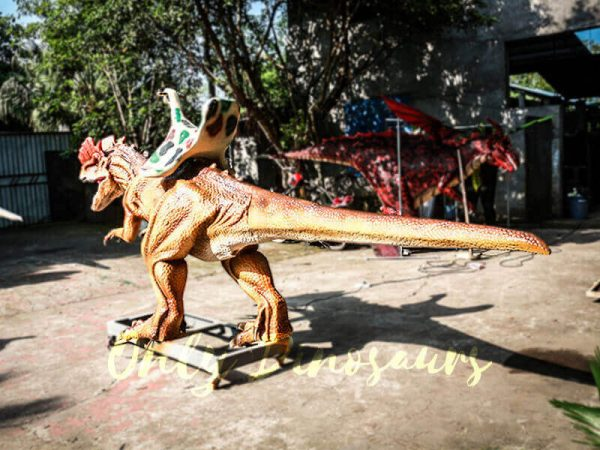 Simulator Dilophosaurus Rides for sale5