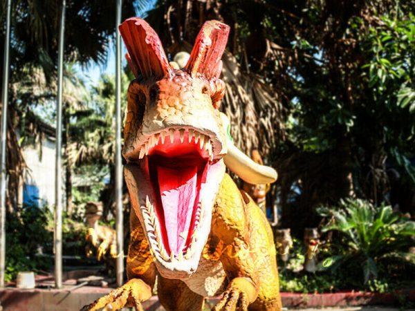 Simulator Dilophosaurus Rides for sale7