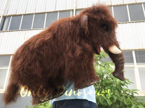 Super-Cute-Living-Puppets-Mammoths-Baby3-3-1