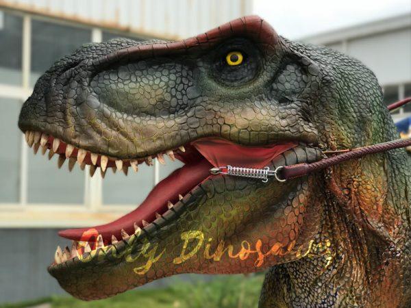 T-rex-Dinosaur-Rider-Costume-on-Stilts6