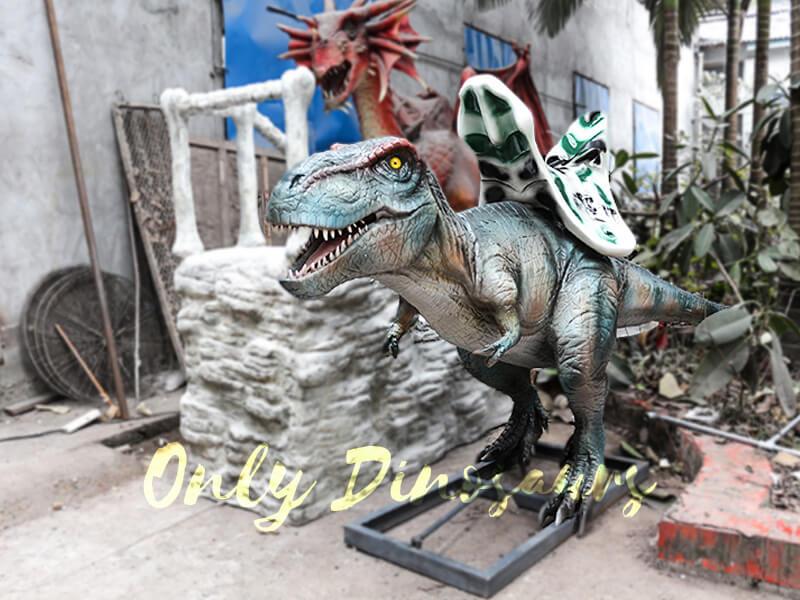 T rex Ride Robotic Dinosaur for Kids1