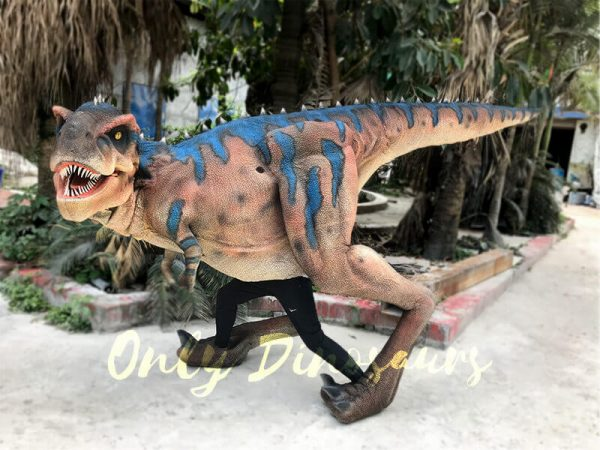 Vivid Tyrannosaurus Animatronic Costume for sale1