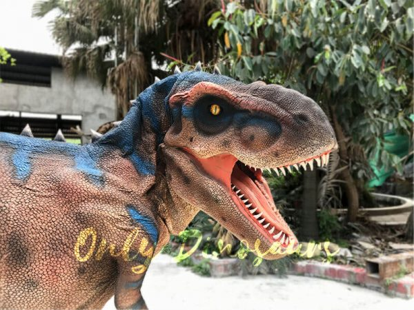 Vivid Tyrannosaurus Animatronic Costume for sale10