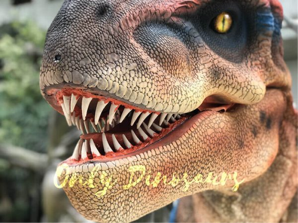 Vivid Tyrannosaurus Animatronic Costume for sale11