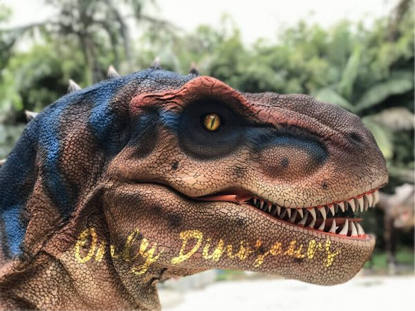 Vivid Tyrannosaurus Animatronic Costume for sale12