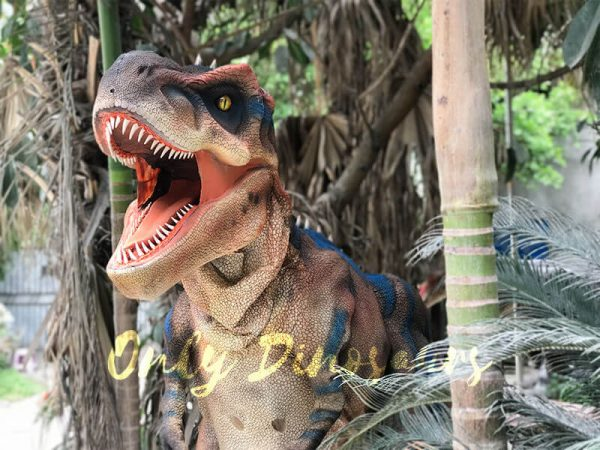 Vivid Tyrannosaurus Animatronic Costume for sale13