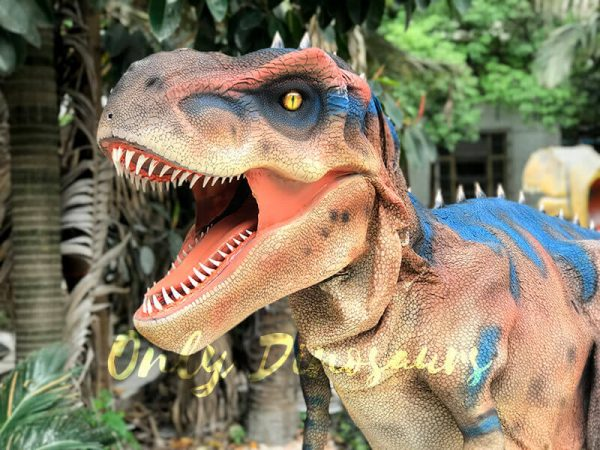 Vivid Tyrannosaurus Animatronic Costume for sale14