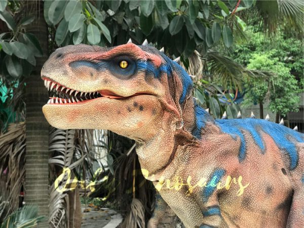 Vivid Tyrannosaurus Animatronic Costume for sale2