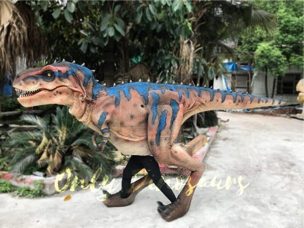 Vivid Tyrannosaurus Animatronic Costume for sale3
