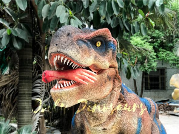 Vivid Tyrannosaurus Animatronic Costume for sale5