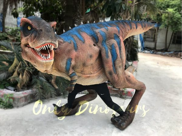 Vivid Tyrannosaurus Animatronic Costume for sale6