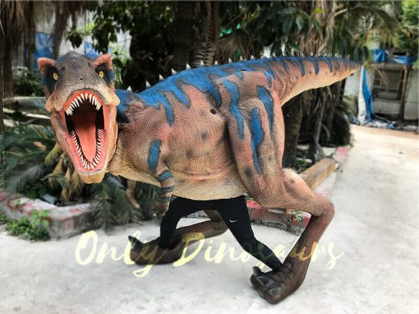 Vivid Tyrannosaurus Animatronic Costume for sale8
