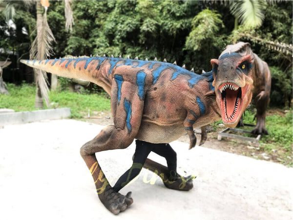Vivid Tyrannosaurus Animatronic Costume for sale9