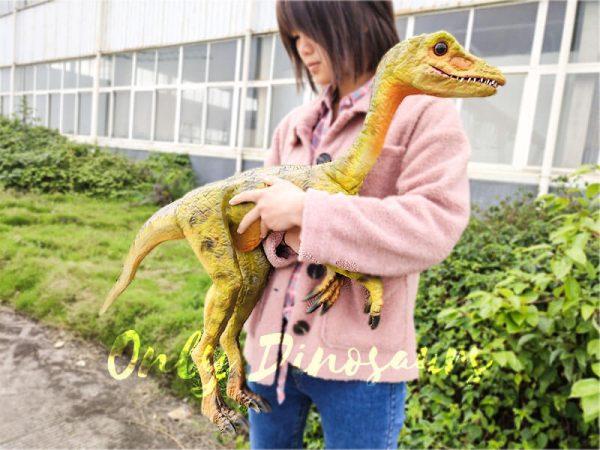 Custom-Mini-Compsognathus-Hand-Puppet2
