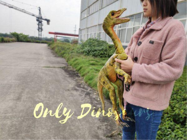 Custom-Mini-Compsognathus-Hand-Puppet6