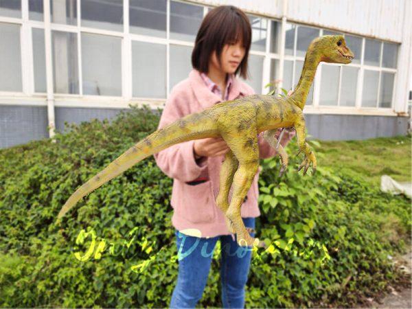 Custom-Mini-Compsognathus-Hand-Puppet7