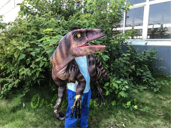 Realistic-Shoulder-Raptor-Puppet-with-Glove7