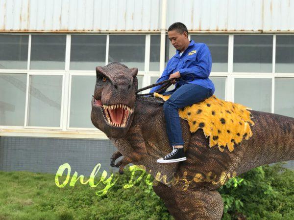 T-Rex-Riding-Dinosaur-Costume-on-Stilts6