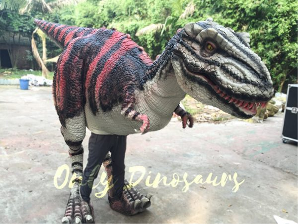 Charming-Streaked-T-Rex-Costume-for-Stage-Show1