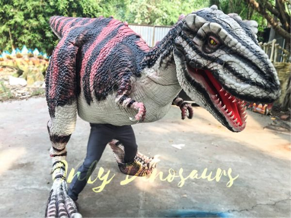 Charming-Streaked-T-Rex-Costume-for-Stage-Show4
