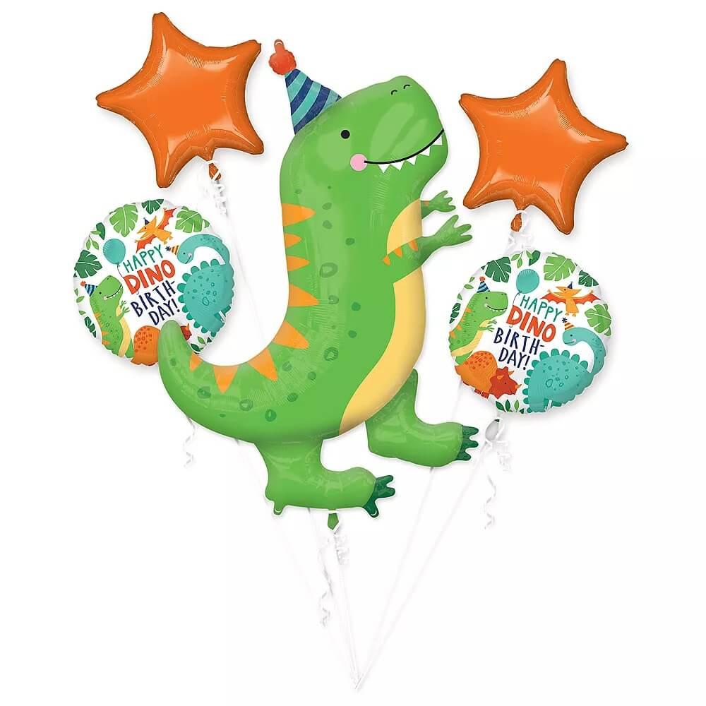 Dino-Mite-Balloon-Bouquet-5pc