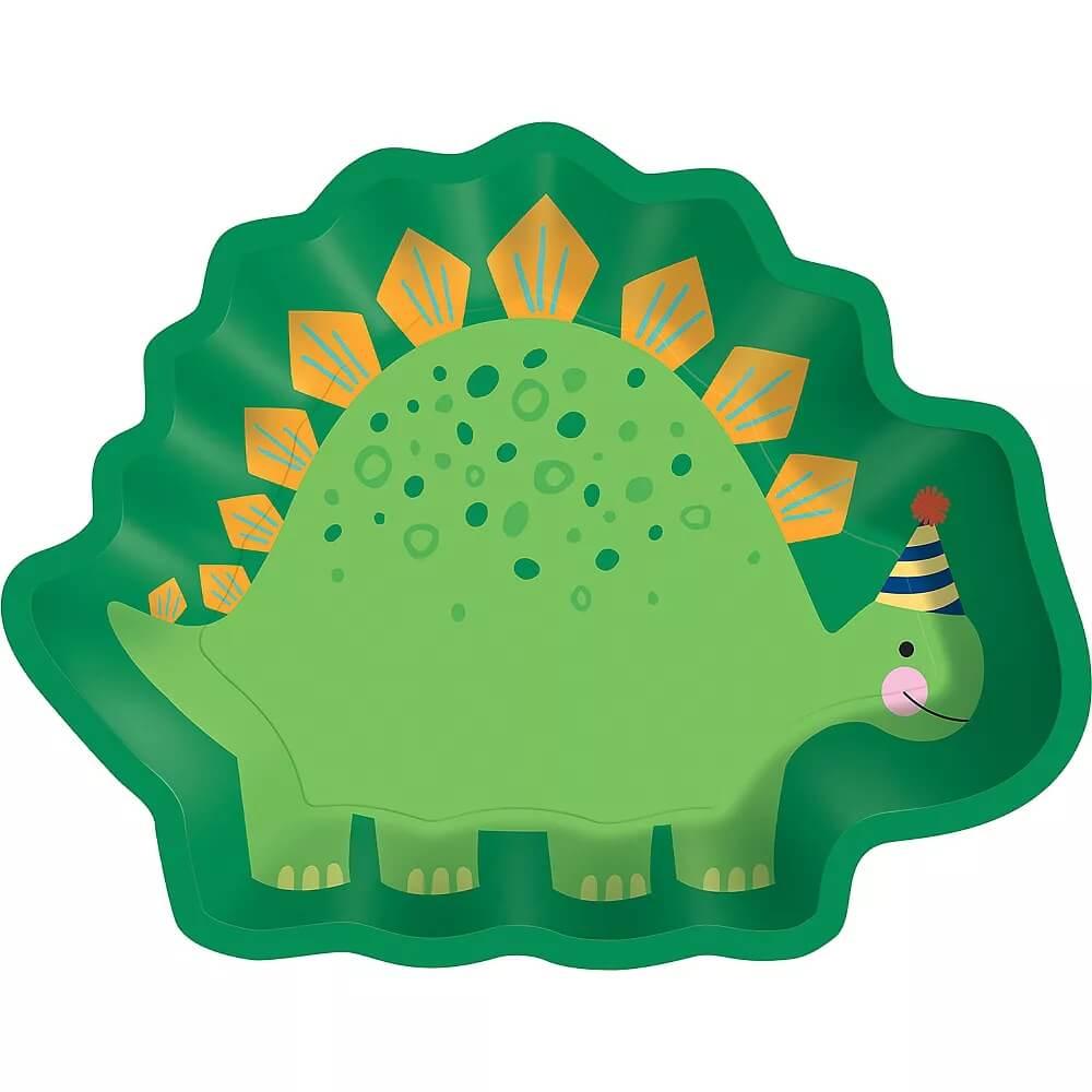 Dino-Mite-Dinosaur-Lunch-Plates-8ct