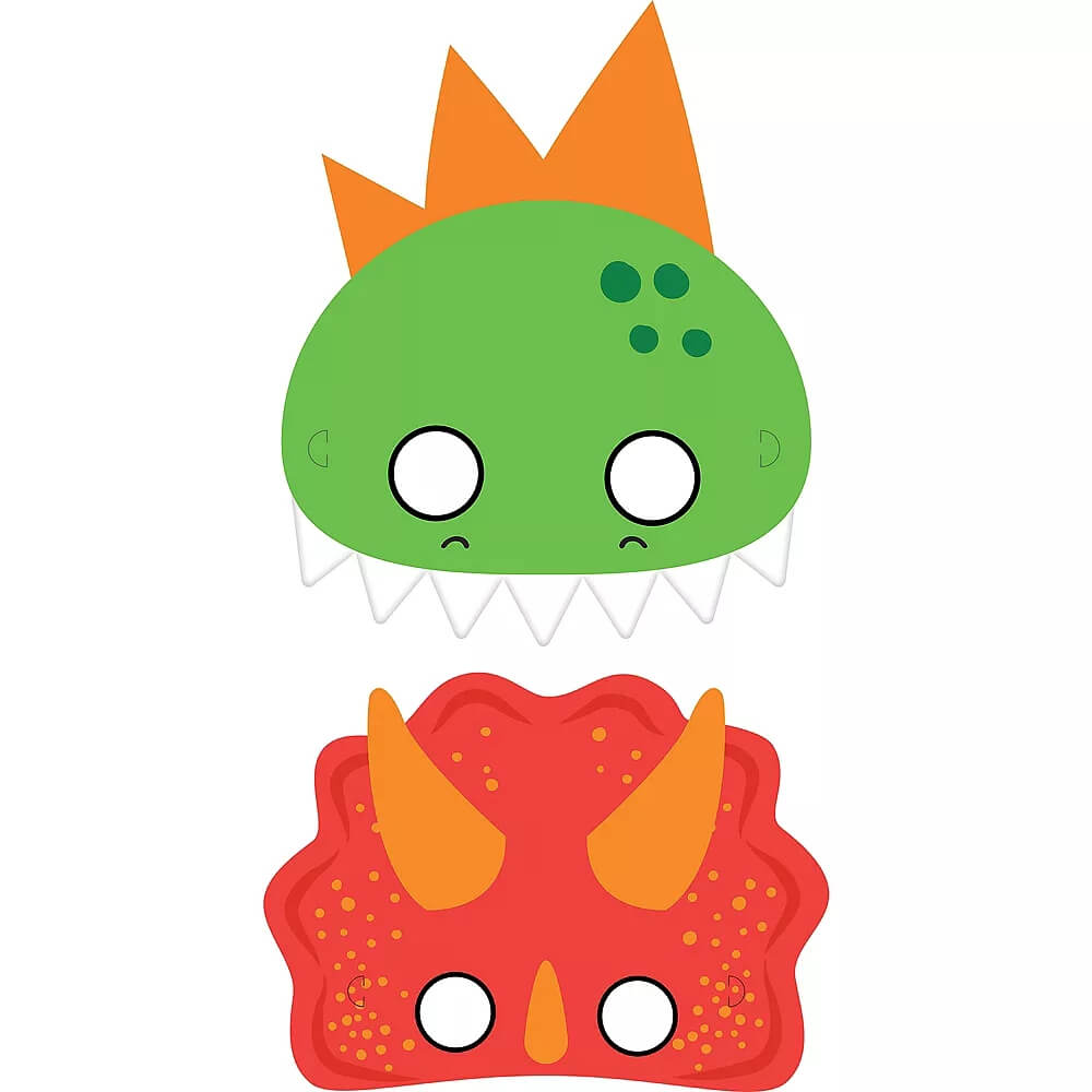 Dino-Mite-Masks-8ct