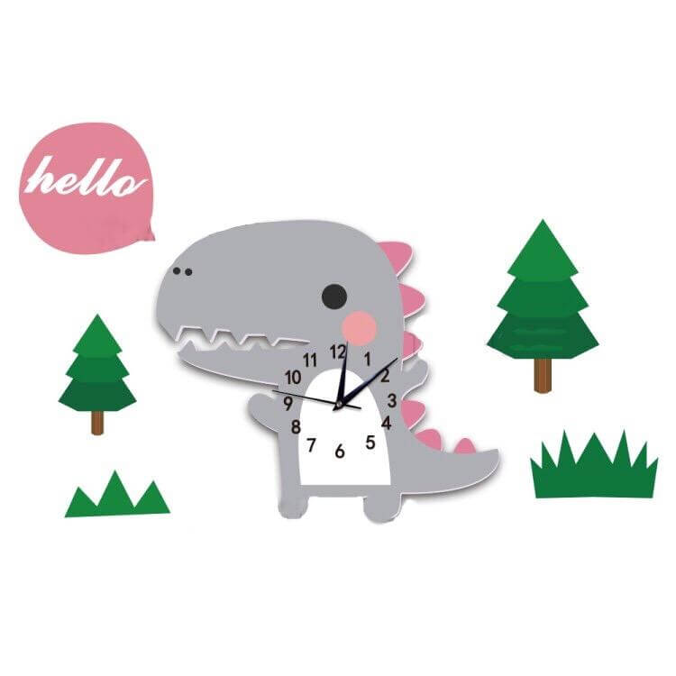 Hello-Is-It-Me-You-Are-Looking-For-Dino-Wall-Clock1