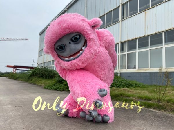 Pink-Realistic-Abominable-Snowman-Yeti-Costume5