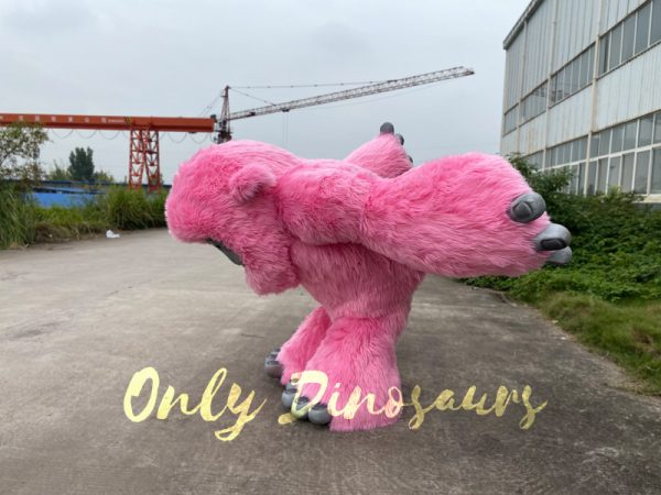 Pink-Realistic-Abominable-Snowman-Yeti-Costume6
