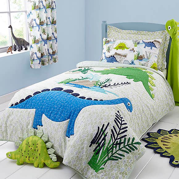Roar-Dinosaur-Bedspread