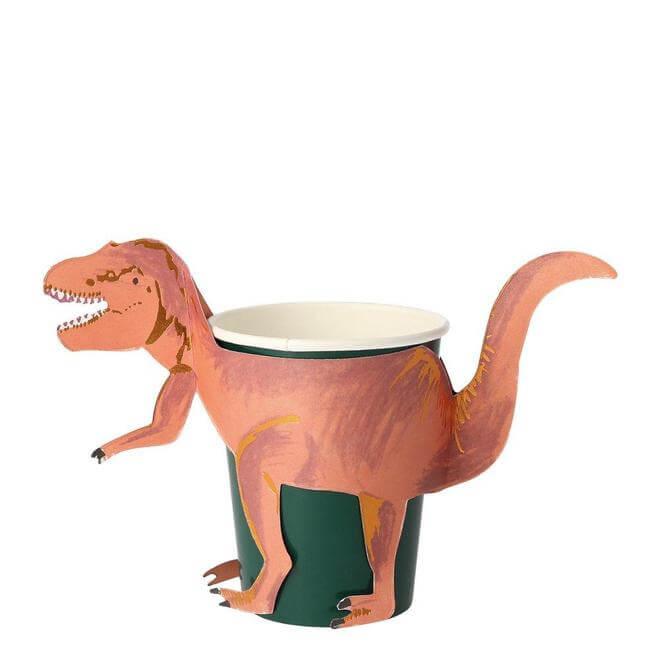 T-Rex-Party-Cups