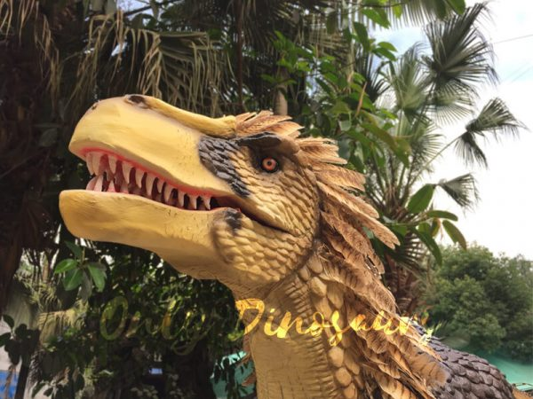 Yellow-Feathered-Velociraptor-Costume7