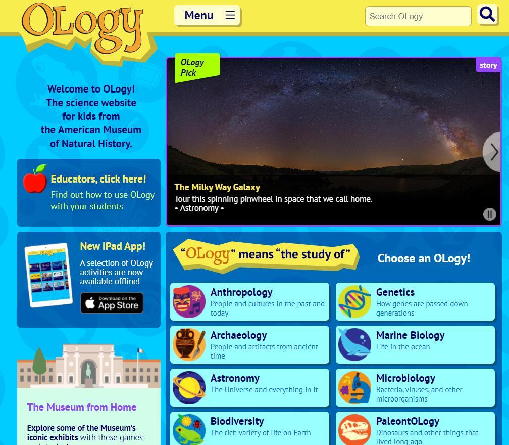 Authoritative Dinosaur Knowledge Websites american-museum-pic4
