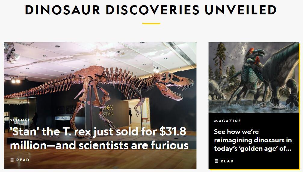 Authoritative Dinosaur Knowledge Websites nationalgeographic-pic1