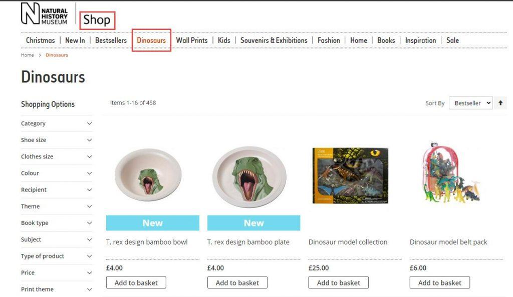 Authoritative Dinosaur Knowledge Websites natural-history-museum-pic3