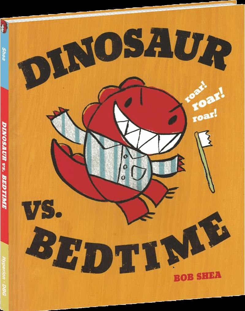 12.Dinosaur-vs.-Bedtime-by-Bob-Shea-