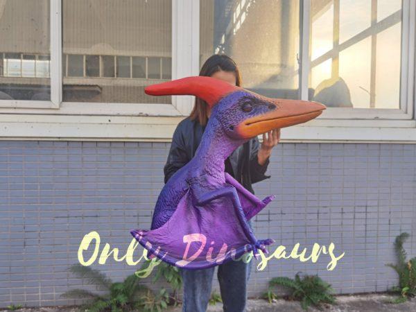 Charming-Purple-Pterodactyl-handheld-puppet1