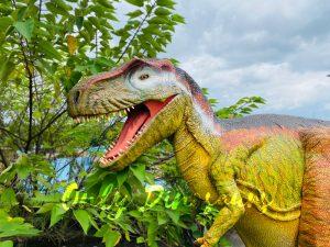 Realistic Bisti Beast Dinosaur Costume