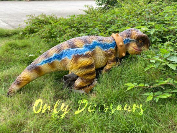 Streak-Pattern-Velociraptor-Baby-Puppet-for-sale5