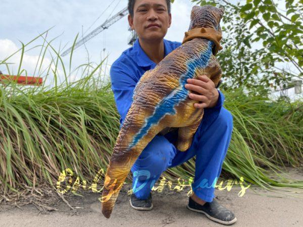 Streak-Pattern-Velociraptor-Baby-Puppet-for-sale6